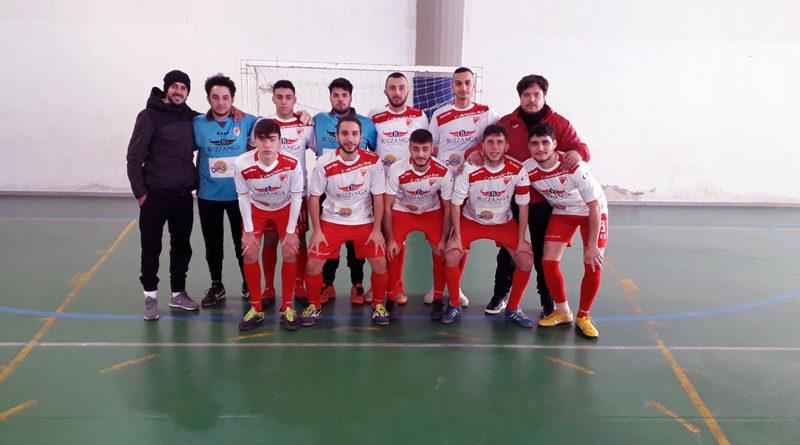Calcio a 5 serie C2, sconfitta fuori casa del Città di Nicosia contro il Melas