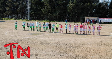 Calcio prima categoria, sconfitta casalinga per il Città di Nicosia contro l'Atletico Aragona – FOTO & VIDEO