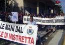 A giudizio i 79 imputati che l'11 settembre 2013 occuparono i binari della stazione di Santo Stefano di Camastra