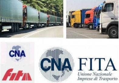 """Autotrasporto. Cna Fita: """"I trasportatori potranno risparmiare tra 800 e 2 mila euro all'anno con l'aumento delle deduzioni forfetarie. Un piccolo, ma importante segnale di attenzione"""""""
