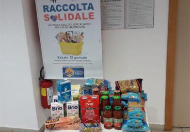 Enna, raccolta alimentare dell'associazione GentediDomani in favore della parrocchia di Sant'Anna