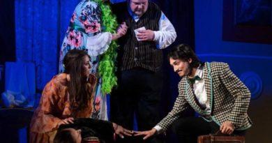 """""""Non è vero ma ci credo"""", la commedia di Peppino De Filippo, in scena al Teatro Garibaldi di Enna"""