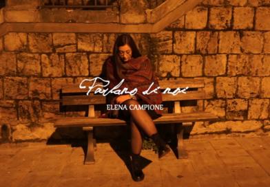 """Nicosia, la giovanissima cantante Elena Campione all'esordio con il primo singolo inedito """"Parlano di noi"""""""