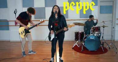 """Nicosia, la giovanissima cantante Marta Bertocchi all'esordio con il primo singolo inedito """"Peppe"""""""
