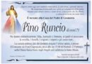 Annuncio Onoranze Funebri Buzzanga