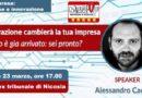 Fare impresa, innovazione e tradizione: torna a Nicosia Alessandro Cacciato