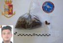 A Piazza Armerina la Polizia di Stato, con l'ausilio dei cani poliziotto, ha arrestato un pregiudicato per detenzione e spaccio di marijuana – VIDEO