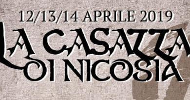 Presentata l'edizione 2019 della Casazza di Nicosia – VIDEO