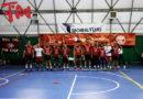Pallavolo maschile serie C, si conclude con una sconfitta il campionato dei Diavoli Rossi Nicosia