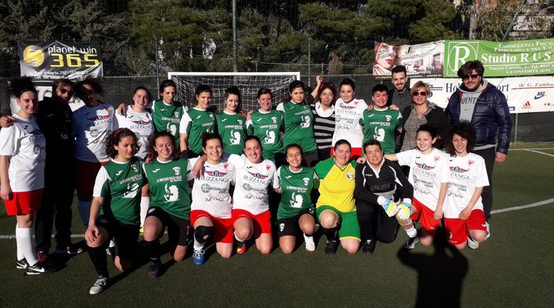 Calcio a 5 femminile serie D, sconfitta fuori casa nel derby per il Città di Nicosia