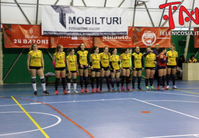 Pallavolo femminile serie D, la Naf Nicosia travolge anche la Pomaralva di Palermo – FOTO & VIDEO