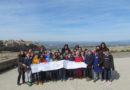 """Enna, alunni del """"Santa Chiara"""" in visita al lago di Pergusa e alla scoperta delle sorgenti attorno al castello di Lombardia"""