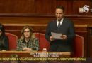 Discarica di Centuripe. Dal Ministero dell'Ambiente arriva nell'aula del Senato la risposta all'interrogazione del senatore Trentacoste – VIDEO