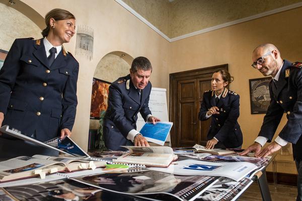 Presentato il calendario della Polizia di Stato 2021 – TeleNicosia
