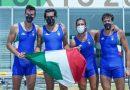Canottaggio, Italia bronzo olimpico nel 4 senza
