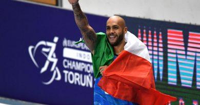 Jacobs fa 9″94 nei 100 metri, nuovo record italiano