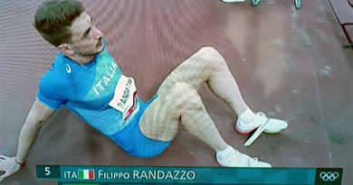 Atletica, Olimpiadi Tokyo: il valguarnerese Filippo Randazzo vola in finale nel lungo