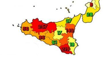 Coronavirus. In Sicilia il 31 luglio nelle ultime 24 ore i nuovi contagi sono 901, i decessi sono 4