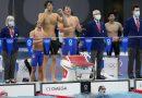 Nuoto, bronzo Italia nella 4×100 mista uomini