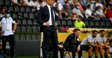 """Allegri """"Juve-Milan più importante per loro che per noi"""""""