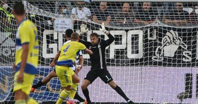 Si sblocca la Juve, 3-2 in rimonta a La Spezia