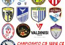 Calcio a 5 serie C2. Le squadre nicosiane inserite nel girone jonico
