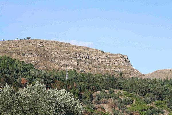 Troina, si completa il consolidamento del monte Muganà
