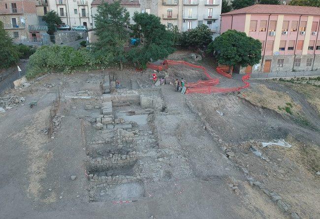 A Troina si torna a scavare nell'area della Catena