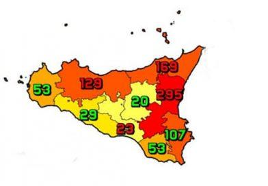 Coronavirus. In Sicilia il 16 settembre nelle ultime 24 ore i nuovi contagi sono 878, i decessi sono 20