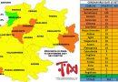 Coronavirus. In provincia di Enna il 15 settembre stabile il numero di positivi, di poco superiore ai 580
