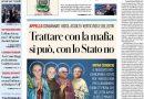 Prime pagine dei quotidiani nazionali