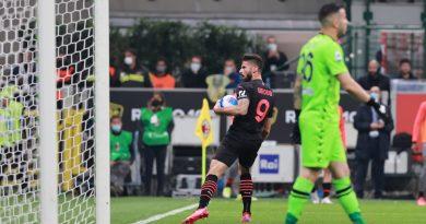Da 0-2 a 3-2, Verona ko e il Milan vola in testa