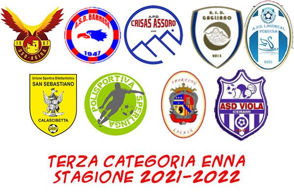 Calcio Terza categoria. Al via il 31 ottobre il campionato del girone ennese