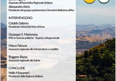 """Aree interne. Elena Pagana, """"Un seminario sulle potenzialità per una nuova visione di territori che sono le risorse della Sicilia"""""""
