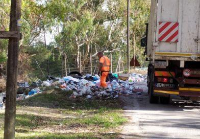 Viabilità. Raccolti quintali di rifiuti abbandonati sulle Sp 88 e 30
