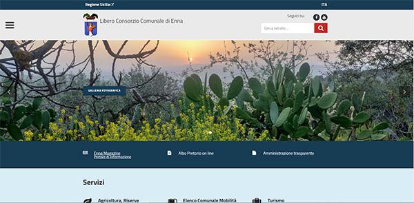 Ex Provincia. Rinnovato il sito istituzionale al passo con i tempi